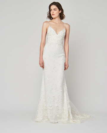 alexandra grecco wedding dress spring 2019 spaghetti strap sweetheart trumpet