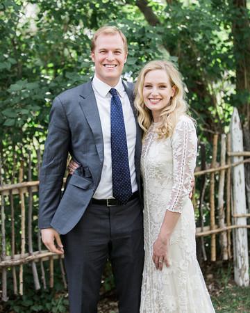 allison aimee wedding bride family member