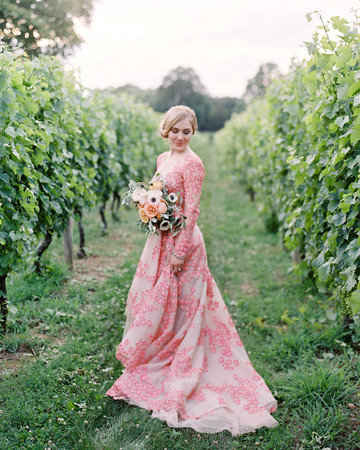 bride vineyard