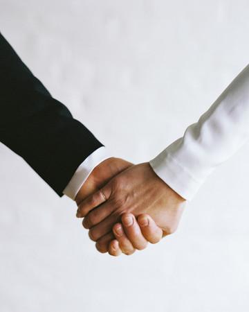 joanna jay wedding couple hands