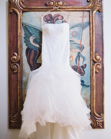 Mermaid-Style Wedding Dress