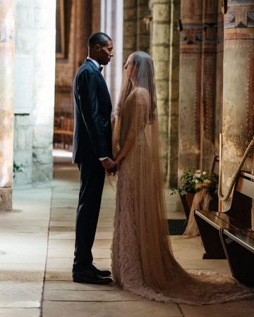 leah mickeal wedding france couple