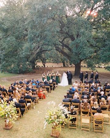 madeline brad wedding ceremony vows