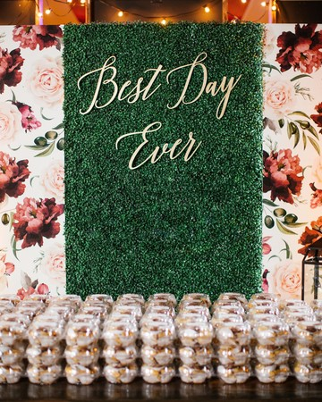 best day ever backdrop