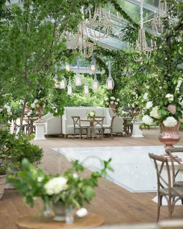 indoor garden location
