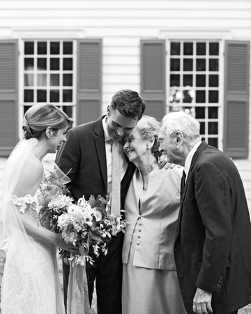 jayme barry wedding grandparents