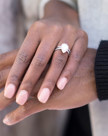 afiya bennett engagement ring