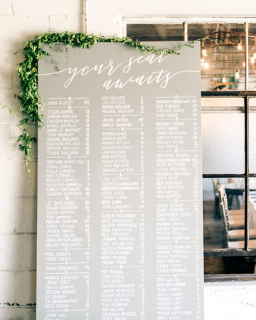 maggie zach wedding seating chart