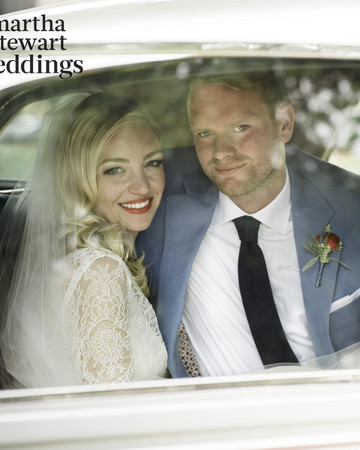 abby elliott bill kennedy married wedding photo