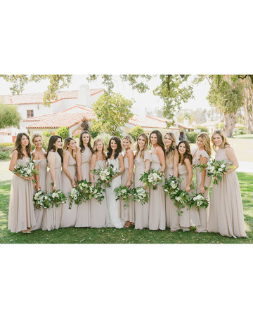 cassandra ben wedding california bridesmaids