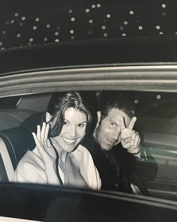 lori loughlin mossimo giannulli in car
