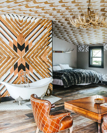 urban cowboy bed and breakfast