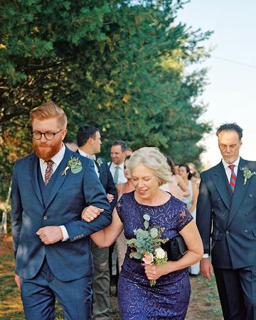 rachel elijah wedding processional