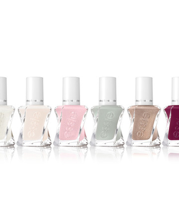 Monique Lhuillier x Essie Nail Polish Gel Collection