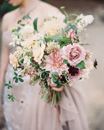 beth aaron wedding bridal bouquet