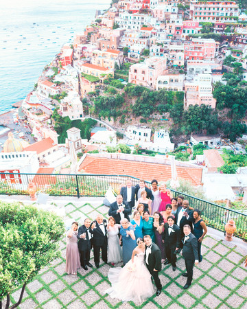 Destination Wedding Positano