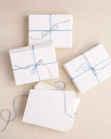 washington dc wedding gifts tied blue ribbon