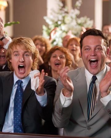 Wedding Crasher Ceremony Scene