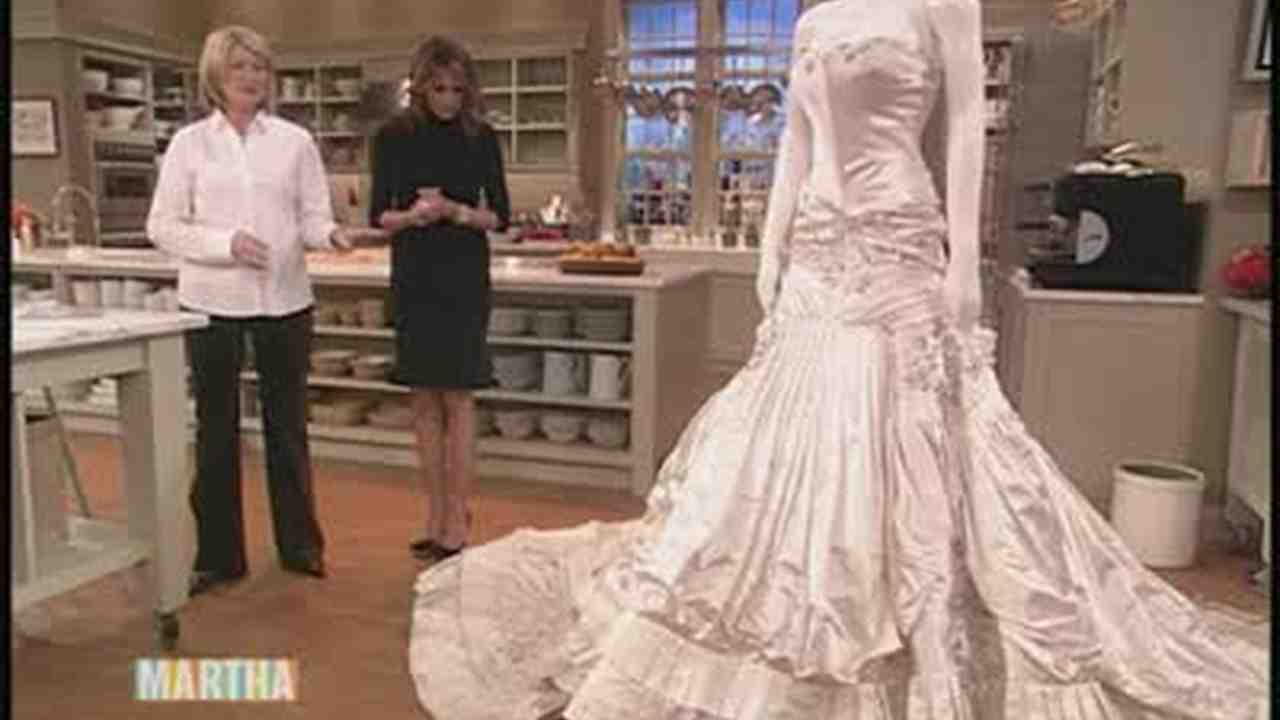 Video The Trumps Wedding Day Martha Stewart Weddings