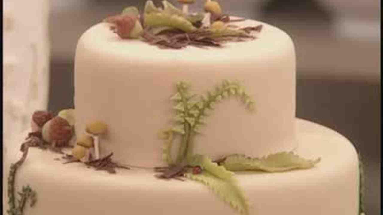 Video Specialty Wedding Cakes Martha Stewart Weddings