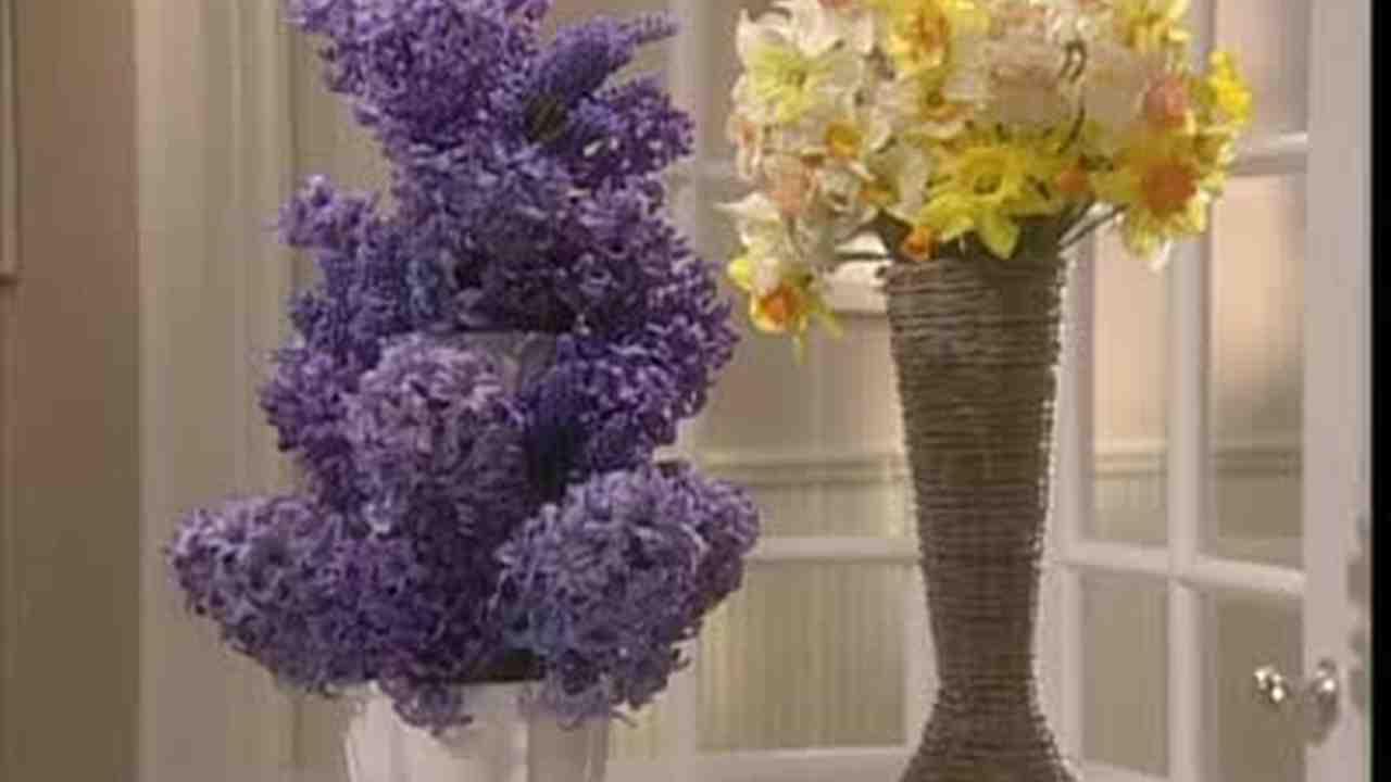 Video Spring Flowers For Pretty Flower Arrangements Martha