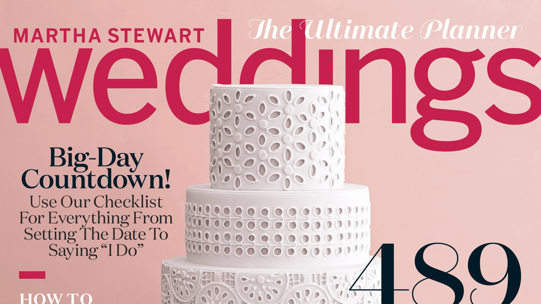 Martha stewart weddings wedding planning ideas inspiration winter 2018 cover junglespirit Gallery