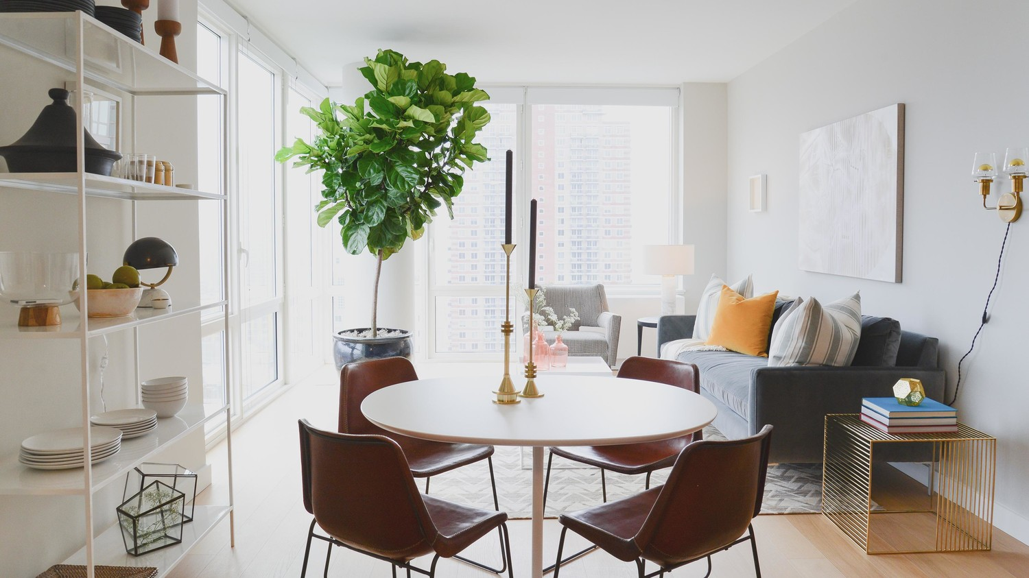 Registry Picks to Make the Most of Your Small Living Space | Martha ...