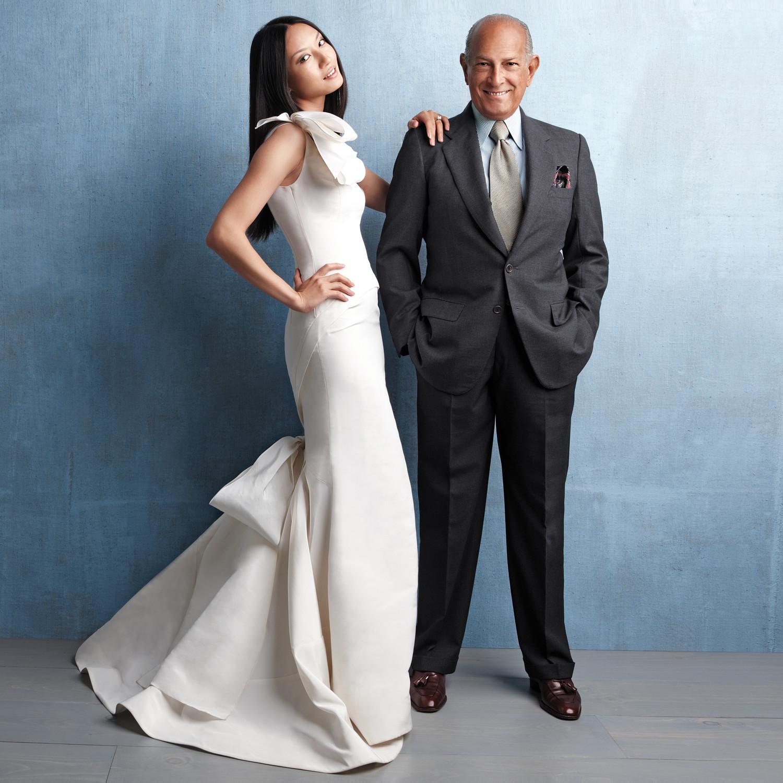 41 Brides Wearing Off-the-Shoulder Wedding Dresses | Martha Stewart ...