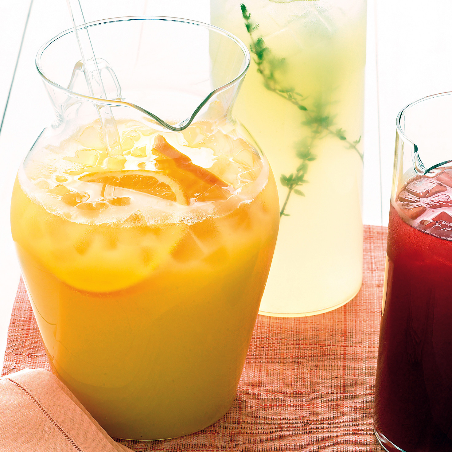 10 Big Batch Cocktail Recipes For Your Engagement Party