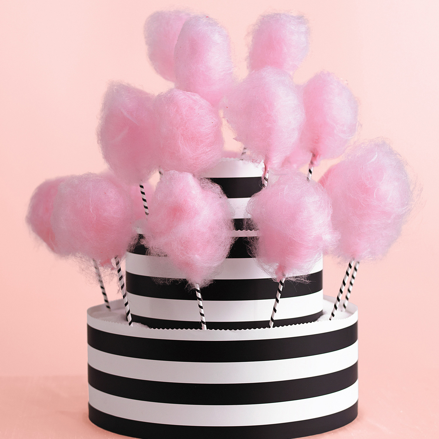 Creative Ways To Incorporate Black White And Pink Into Your Wedding Décor Martha Weddings