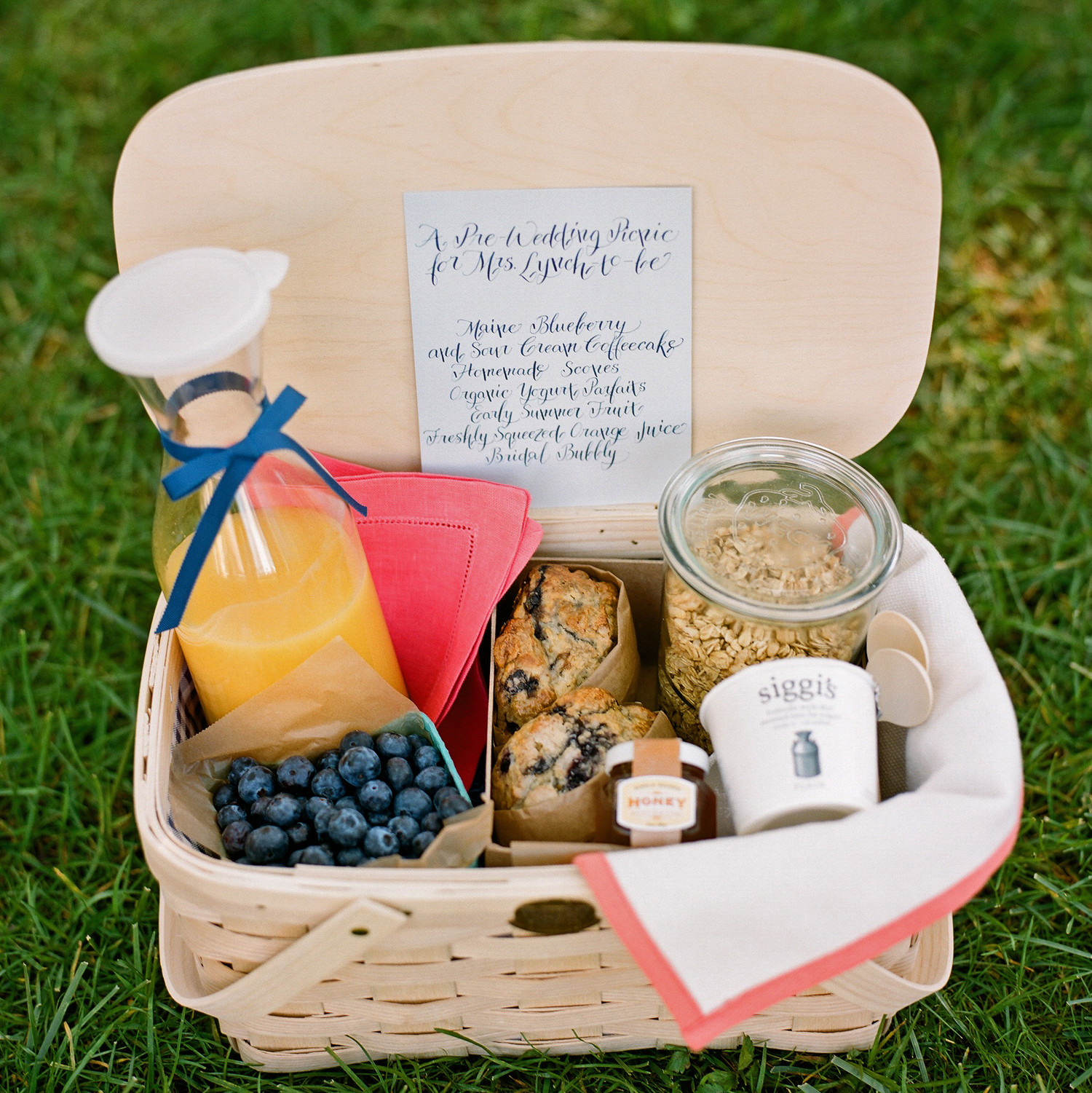 Picnic-Inspired Wedding Ideas | Martha Stewart Weddings