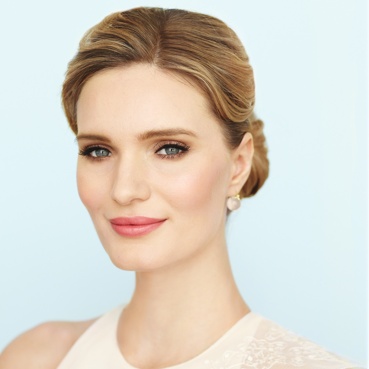 Wedding Makeup: Martha Stewart Weddings