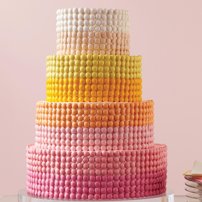 9 WeddingWorthy CakeDecorating Ideas Martha Stewart Weddings