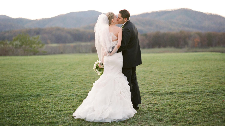 A Formal Rustic Destination Wedding In Virginia Martha Stewart