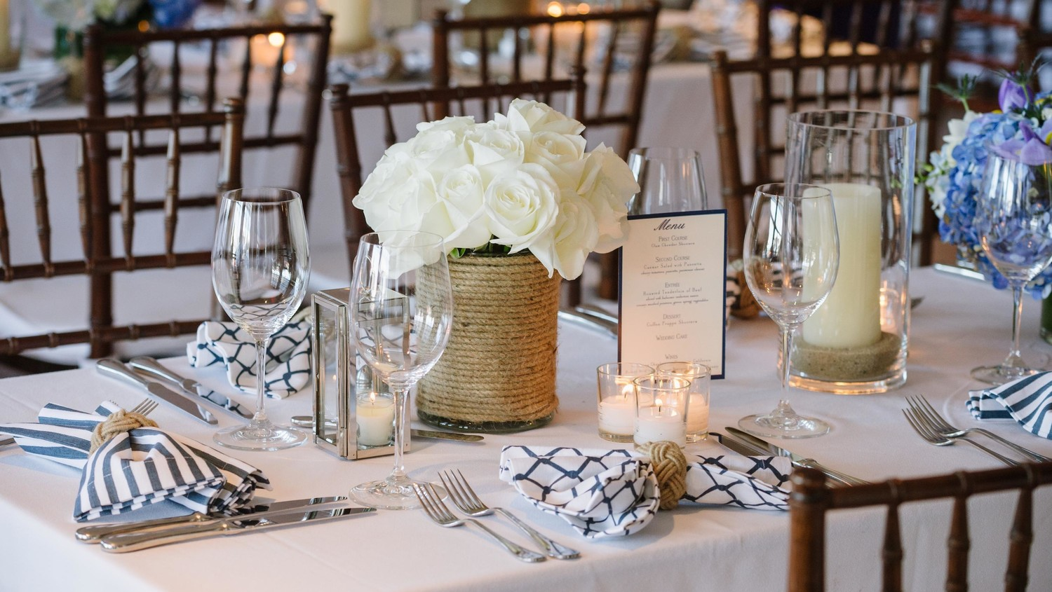 nautical table decorations for weddings 5 nautical ideas for tying the knot in style martha 6102