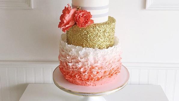 20 Cake Makers To Follow On Instagram Martha Stewart Weddings