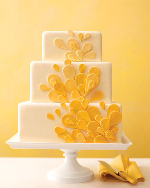 Wedding Cake Recipes | Martha Stewart Weddings