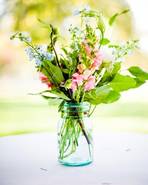 Celebrity Wedding Flowers Centerpieces: 39 Simple Wedding Centerpieces