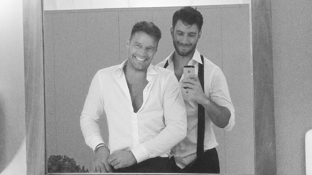 Ricky Martin Is Engaged To Boyfriend Jwan Yosef Martha