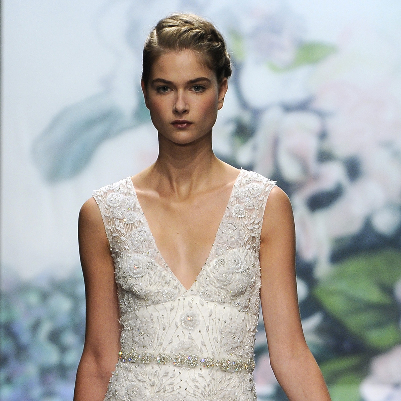 Glamorous Old Hollywood-Style Wedding Dresses, Fall 2012