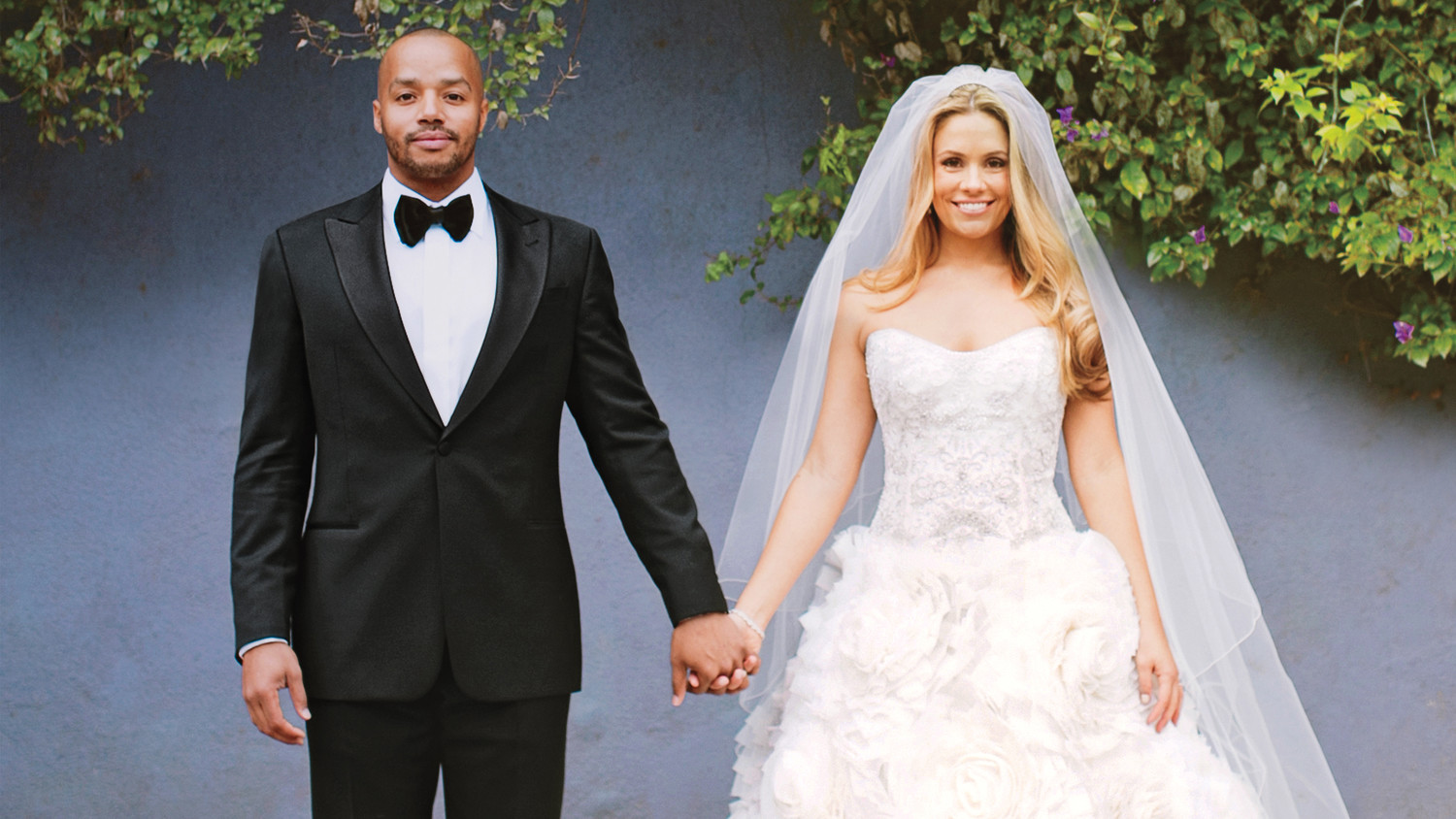 Cacee Cobb And Donald Faison S Formal Rustic Wedding At