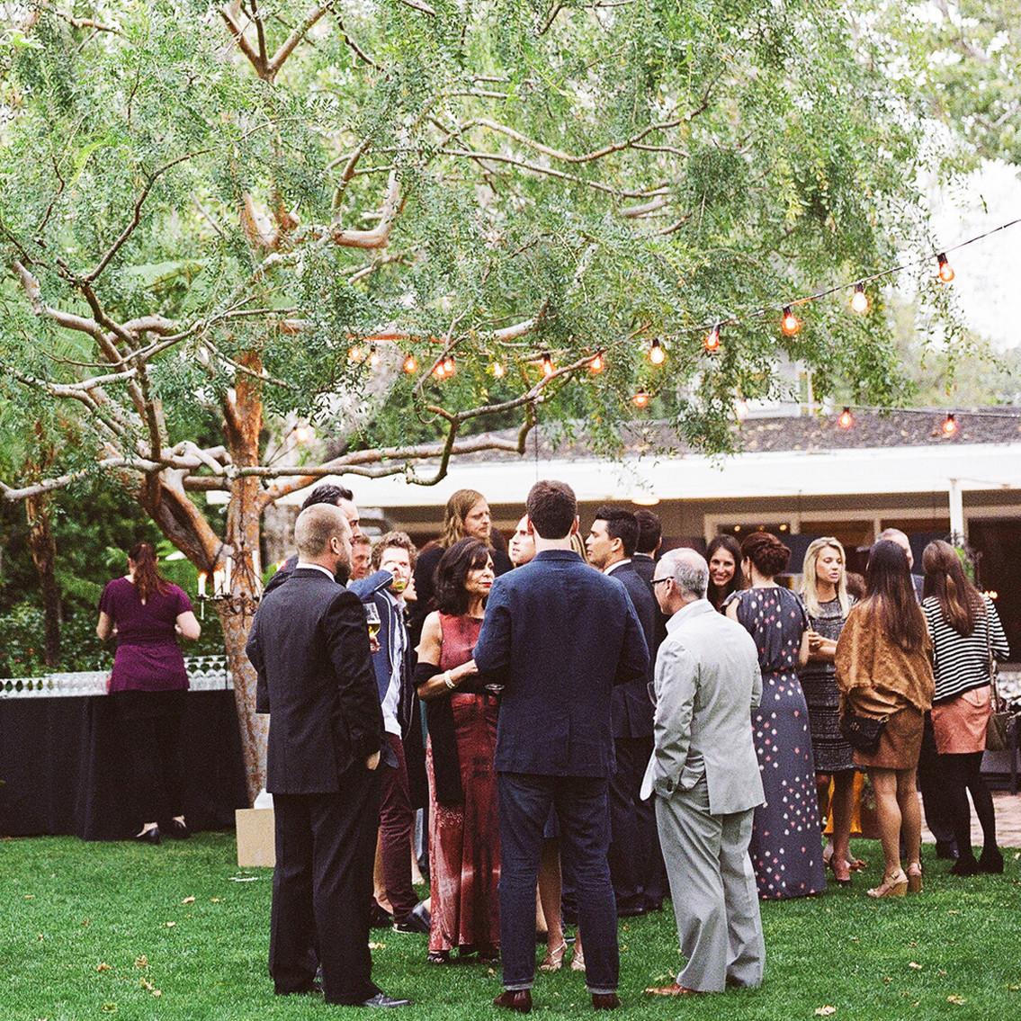 Hometown Wedding Rehearsal Slideshow: Wedding Cocktail Hour Ideas