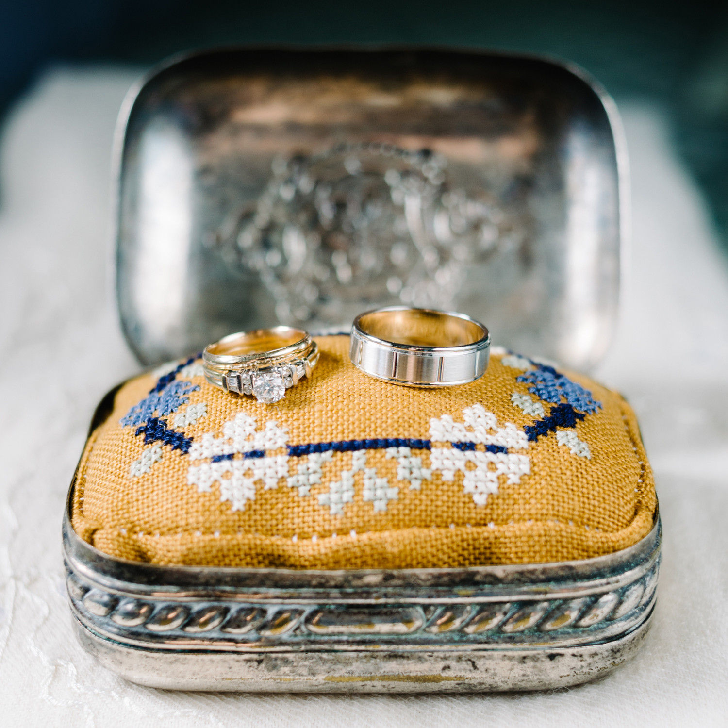 Ring Boxes to Have and to Hold Your Wedding Bands Martha Stewart