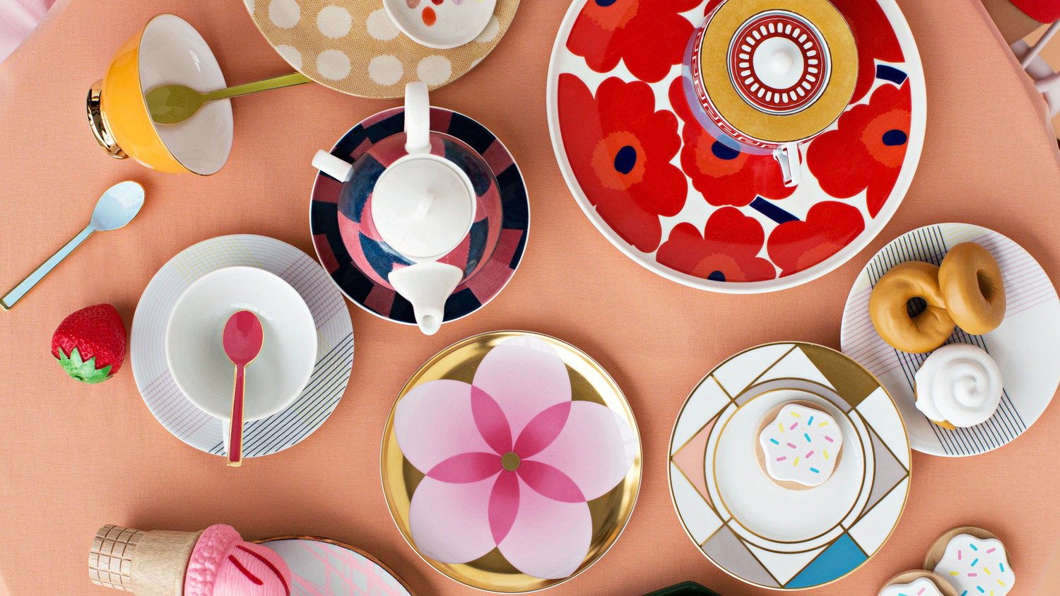 China Pattern Wedding Registry