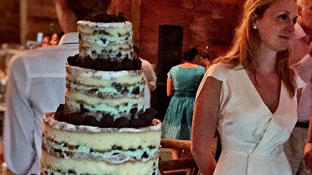 Milk Bar Owner Christina Tosi's Foodie Wedding Featured a Giant