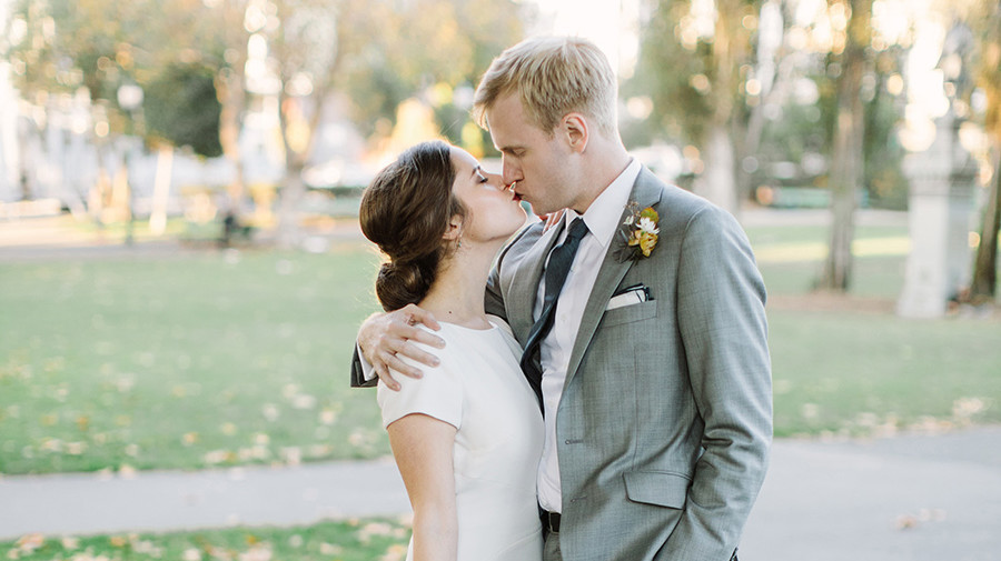 f2ecf2bcf860e One Couple Planned Two Different Receptions for Their Garden-Meets-City  Wedding in San Francisco | Martha Stewart Weddings