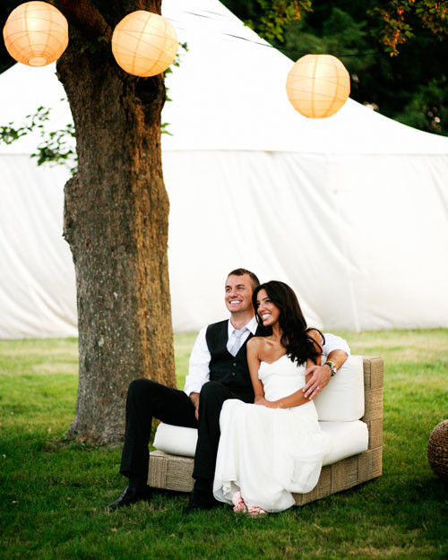A Romantic Pink-And Gray Outdoor Wedding In New York -3609
