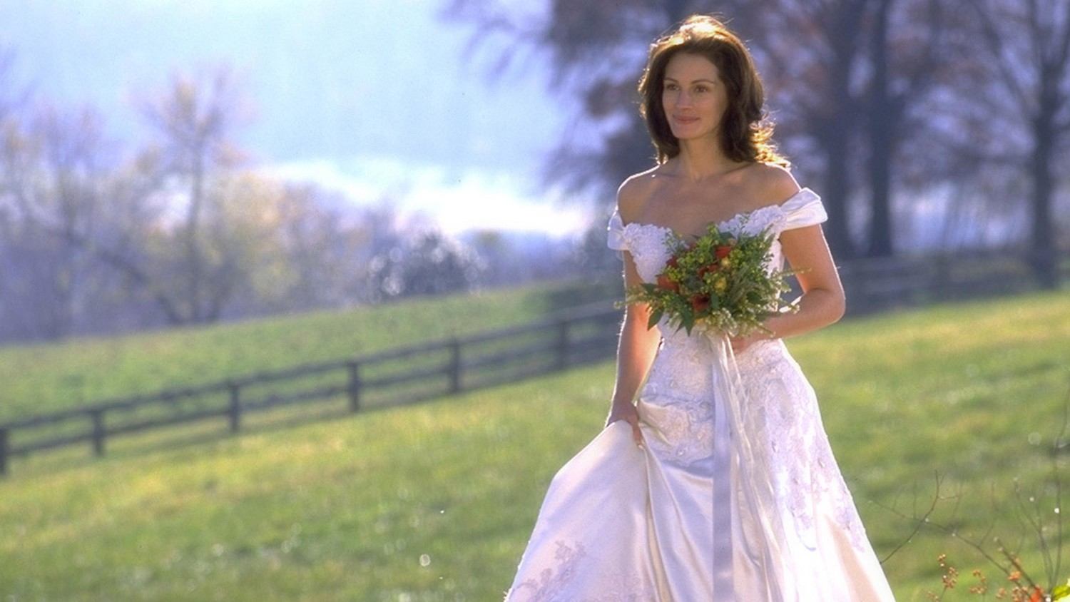 Ð?аÑ?Ñ?инки по запÑ?оÑ?Ñ? RUNAWAY BRIDE movie wedding dress
