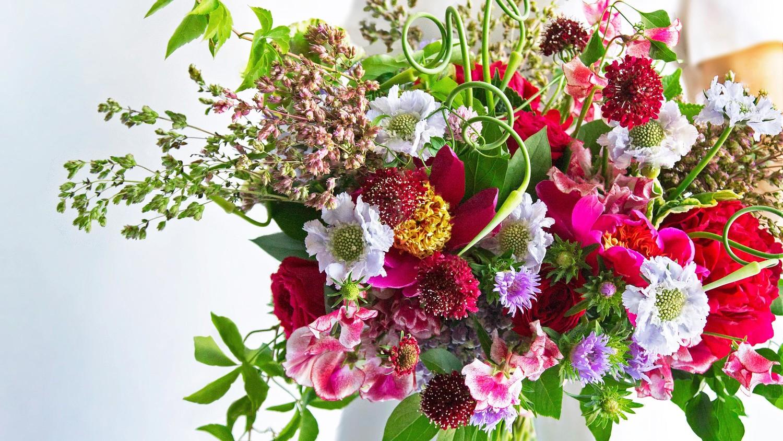 David Stark Designs the Ultimate Summer Wedding Bouquet | Martha ...