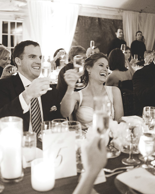 Dutch Wedding Reception Traditions: Wedding Reception Seating